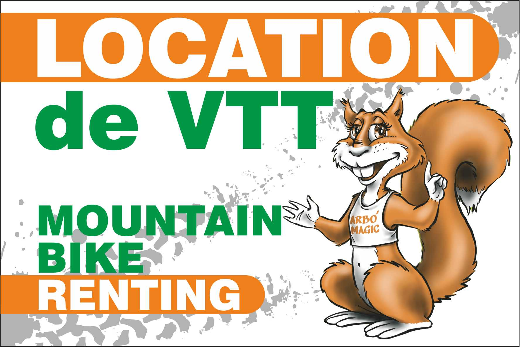 Location de VTT et VTT electrique en Pays Diois Arbo'magic