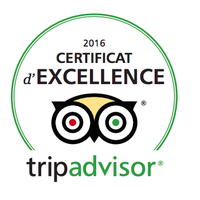 TRip advisor 2016 certificart d'excellence .png