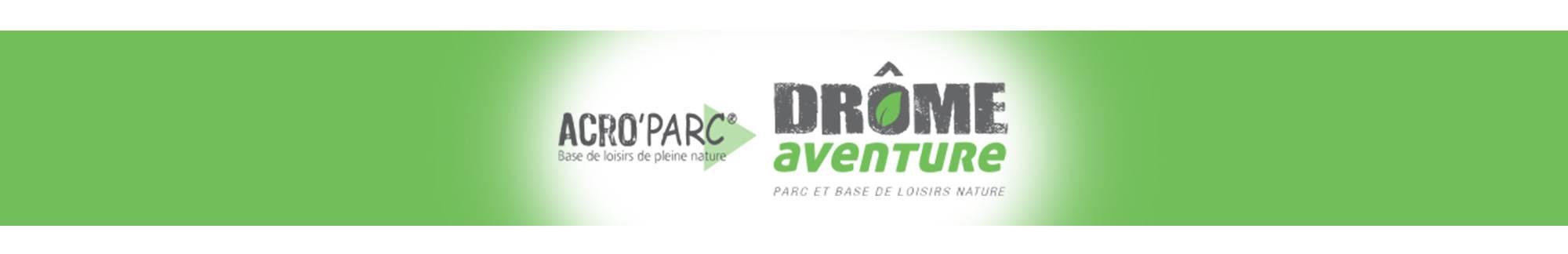 Drôme Aventure base de loisirs en Drôme