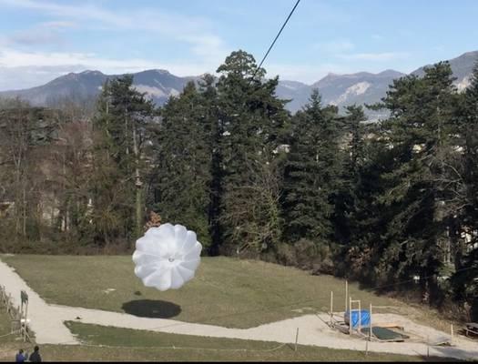 parachute secours parapente Drome aventure vercors parc aventure .jpg
